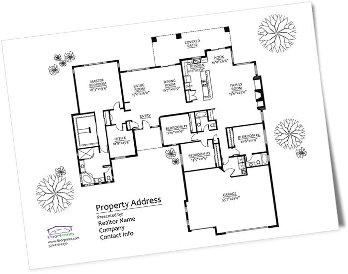 Floorprints Professional Floor Plans For Real Estate
